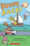 Bunny Race (Scholastic Reader Level 1)