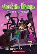 Three's a Krowd (Meet The Kreeps Series #5)
