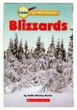 Blizzards (Science Sight Word Readers)