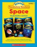 Science Vocabulary Readers:  Space: Exciting Nonfiction Books That Build Kids' Vocabularies ...