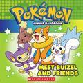 Pokemon 8x8 #2: Meet Buizel and Friends Jr. Handbook