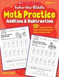 Solve-the-Riddle Math Practice: Addition & Subtraction: 50+ Reproducible Activity Sheets Tha...