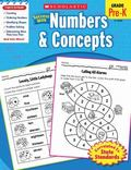 Scholastic Success with Numbers & Concepts
