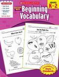 Scholastic Success with Beginning Vocabulary