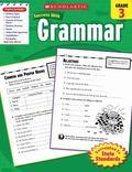 Scholastic Success With: Grammar, Grade 3