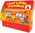 First Little Readers: Guided Reading Level A : A Big Collection of Just-Right Leveled Books ...
