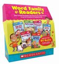 Word Family Readers Set: Easy-to-Read Storybooks That Teach the Top 16 Word Families to Lay ...