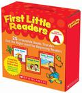 First Little Readers Parent Pack: Guided Reading Level A : 25 Irresistible Books That Are Ju...