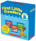 First Little Readers Parent Pack: Guided Reading Level B : 25 Irresistible Books That Are Ju...