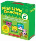 First Little Readers Parent Pack: Guided Reading Level C : 25 Irresistible Books That Are Ju...
