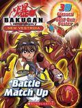 Bakugan 3-D Book