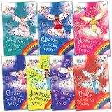 Party Fairies Pack, 7 books, RRP 27.93 (Cherry the Cake Fairy; Grace the Glitter Fairy; Hone...