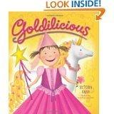 Goldilicious and Pinkalicious/two book set