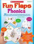 Phonics : 30 Easy-to-Make, Self-Checking Manipulatives That Teach Key Phonics Skills and Put...