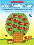 Word Family Trees: 50+ Practice Pages That Help Kids Master the Top Word Families and Become...