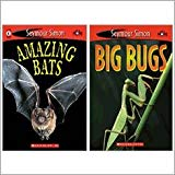 Seymour Simon Bats & Bugs Set (2 Books) (See More Readers, Amazing Bats; Big Bugs)