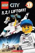 Lego City: 3, 2, 1, Liftoff!