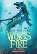 Wings of Fire #2: the Lost Heir