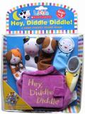 Little Scholastic: Hey Diddle Diddle : A Hand-Puppet Board Book