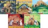 Bear and Friends 5 Book Collection By Karma Wilson Includes Bear Feels Scared, Bear's New Fr...