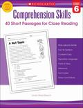Comprehension Skills - Short Passages for Close Reading