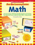 Shoe Box Learning Centers: Math : 40 Instant Centers with Reproducible Templates and Activit...