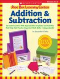 Shoe Box Learning Centers: Addition and Subtraction : 30 Instant Centers with Reproducible T...