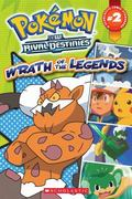 Pokemon Comic Reader #2: Wrath of the Legends (Pokmon Comic Readers)
