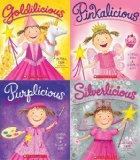 Pinkalicious Pack : Pinkalicious; Purplicious; Goldilicious; and Silverlicious (4 Book Set)