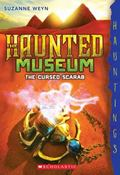 Haunted Museum #4: the Cursed Scarab (a Hauntings Novel)