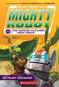 Ricky Ricotta's Mighty Robot vs. the Voodoo Vultures from Venus - Library Edition