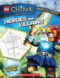 LEGO Legends of Chima: How to Draw