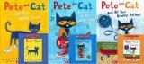 Pete the Cat Book and CD Pack (Book and CD) : Pete the Cat and His Four Groovy Buttons / Pet...