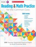 Reading and Math Practice for the Common Core (Grade 6) : 200 Teacher-Approved Practice Page...