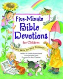 Five-minute Bible Devotions for Children - Stories From the New Testament