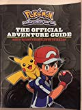 Pokemon The Official Adventure Guide- Ash's Quest from Kanto To Kalos