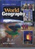McDougal Littell World Geography: Student's Edition Grades 9-12 2009