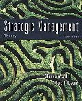 Hill Strategic Management Theory With Your Guide To Ana Passkey Eighth Edition