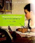 Western Civilization Since 1400