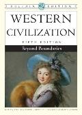 Western Civilization: Beyond Boundaries, Dolphin Edition