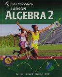 Algebra 2, Grades 9-12