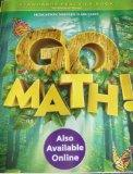 Go Math!: Standard Practice Book, Level 1