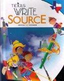 Texas Write Source, Grade 5