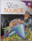 Texas Write Source Writing Grammar Teachers Edition Grade 7 (Great Source)