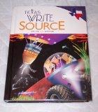 Texas Write Source, Writing Grammar, Teachers edition, Grade 8, 2012