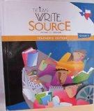 Texas Write Source Grade 9 Writing and Gramar Teacher's Edition