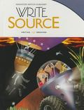 Great Source Write Source : Student Edition Hardcover Grade 8 2012