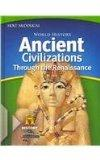 World History: Student Edition Ancient Civilizations Through the Renaissance 2012