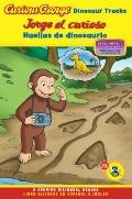 Curious George Dinosaur Tracks (Jorge el Curioso Huellas de Dinosauri)