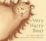Very Hairy Bear board book